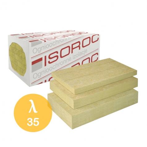 Wełna skalna Isoroc ISOVENT-M