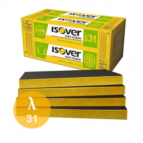 Wełna szklana Isover Super-Vent Plus