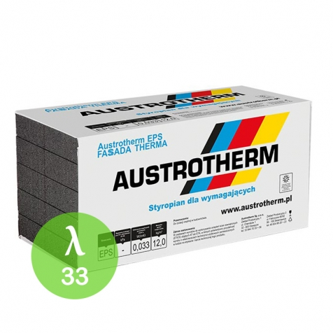 Styropian Austrotherm EPS FASSADA THERMA