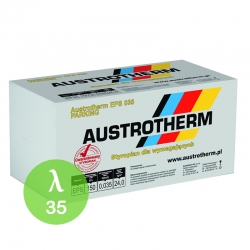 Styropian Austrotherm EPS 035 PARKING