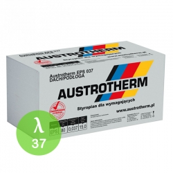 Styropian Austrotherm EPS 037 DACH/PODŁOGA