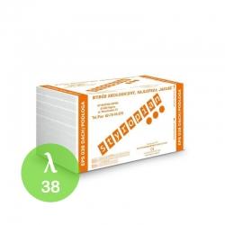 Styropian Izoterm EPS 038 DACH/PODŁOGA