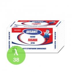 Styropian Arsanit Thermo Fasada Extra