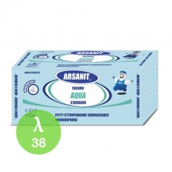 Styropian Arsanit Thermo Aqua Standard
