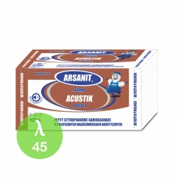 Styropian Arsanit Thermo Acustik Podłoga