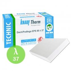 Styropian Knauf TECH Dach/Podłoga EPS 80