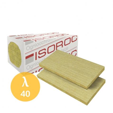 Wełna mineralna twarda Isoroc ISOSTEP