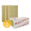 Wełna skalna Isoroc ISOFAS 35